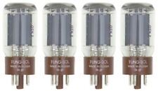 A Matched set of four (4) Tung-Sol 5881 Power Vacuum Tubes / Valves