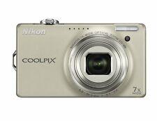 Nikon Coolpix S6000 14.2 MP Digital Camera with 7x Optical Vibration Reductio...
