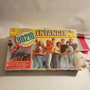 1991 Cardinal Beverly Hills 90210 Entangle Game Vintage Complete Spelling