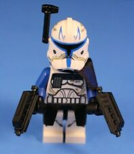 LEGO® Star Wars™ 75012 CAPTAIN 501st Custom Deluxe Clone Minifigure + Antenna