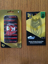 NRL Roosters Old School IPHONE 5 5S COVER CASE