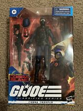 COBRA TROOPER - GI JOE CLASSIFIED SERIES - TARGET EXCLUSIVE Minor Box Ding #12