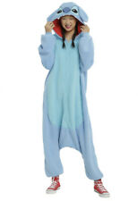 Disney Lilo And Stitch Kigurumi Style Union Suit Adult PJ One Size Cosplay