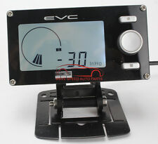 UNIVERSAL BRAND NEW LCD DISPLAYING EVC ELECTRONIC TURBO BOOST CONTROLLER MONITOR