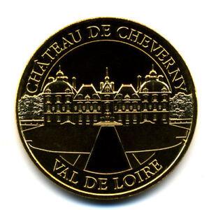 41 CHEVERNY Château 2, 2021, Monnaie de Paris