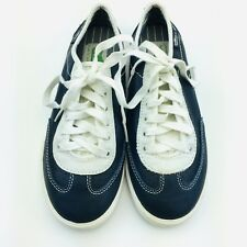 Simple Shoes Retro Navy Blue White Sneakers Womens Size 6 US/ 37 EUR - S/N 9071