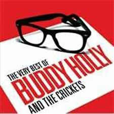 BUDDY HOLLY & THE CRICKETS The Very Best Of 2CD BRAND NEW