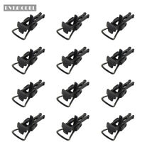 12PCS Couplers Model Train HO Scale Couplings Knuckle Spring DIY Hooks HP1087