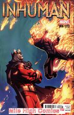 INHUMAN (2014 Series)  (MARVEL) (INHUMANS) #6 VARIANT Near Mint Comics Book