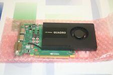 NVIDIA QUADRO K2000 GRAPHICS CARD 2GB 384 CUDA VIDEO
