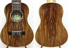 Alulu Solid Acacia Koa Classical Head Tenor Guitarlele Attractive Grain, HU1224@
