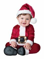 In Character Costumes Baby Santa Infant Costume - Red - Size 6-12 Months
