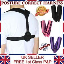 LTG PRO® Posture Corrector Clavicle Adjustable Back Support Brace Medical Unisex