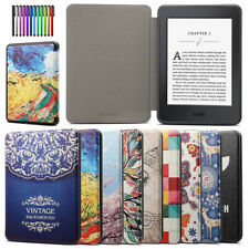 For Amazon Kindle Paperwhite 1 2 3 4 2018 10th Smart Thin Sleep/Wake Case Cover
