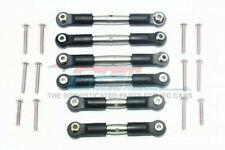 GPM Racing Arrma Granite / Big Rock SS Front & Rear Tie Rod Set MAG160S-OC-BEBK