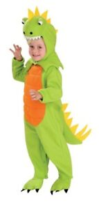TODDLERS DINOSAUR COSTUME FUN DRESS UP PLAY WITH SOUND  RU885452