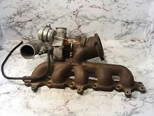Volvo S40 C70 C30 50 Series 2.5L Exhaust Manifold W/ Turbo assy NICE! aoh007794