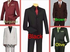 CLEARANCE Men's Big & Tall Suit - Jacket & Pants  - Size 48 to 70 - HIGH QUALITY