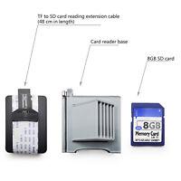 TF to SD Card Reader Cable Card Reading Module für Creality Ender3/3S 3D Printer