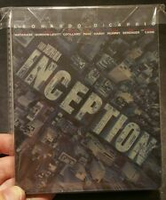 Inception Collectible SteelBook [Blu-ray Movie, Region A 1-Disc]  Factory sealed