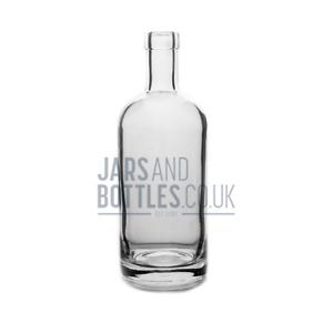 Bulk set of 500ml Spirit 'Polo' Bottle perfect for Vodka & Sloe-Gin (inc Corks)