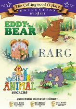 The Collingwood O'Hare Collection (Dvd, 2013, 3-Disc Set) Eddy the Bear * New *