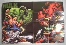 HULK Promo Poster, Silver Surfer, 36x24, 2009, Unused, Sub-Mariner