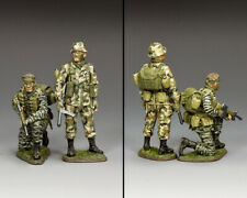 KING & COUNTRY VIETNAM WAR VN096 ANZAC SPECIAL FORCES SET #2 MIB