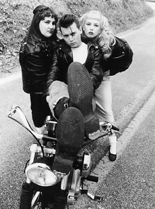 Johnny Depp - Crybaby - 1990 - Movie Still Poster