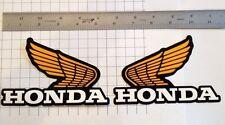 honda wings atc xl trx cr CRF 50 125 80 100 250 200 450 tank  Decal  70 L