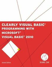 SAM 2010 Compatible Products: Clearly Visual Basic : Programming with...