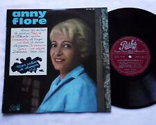 """Anne FLORE """" No.2 """" FRENCH 60's 33 t  25 cm (10""""LP) PATHE ST 1184 - EX"""