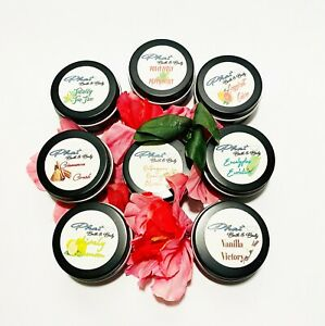 Lip Balm 100% All Natural Organic with Coconut Oil & Essential Oils
