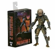 "Neca Ultimate Predator 2 City Hunter 7"" Action Figure New UK Official Reel Toys"