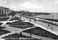 Cartolina - Postcard - Catania - Piazza Martiri - Lungomare - 1955 - VG