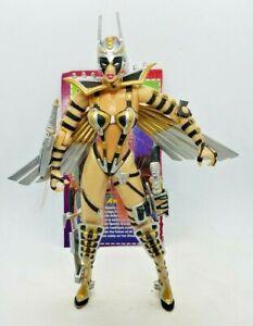 "Spawn Series 3 Cosmic Angela 6"" Figure Complete Todd Mcfarlane 10126 1995"