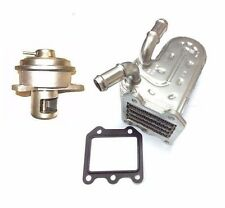 GENUINE OE EGR VALVE + EGR COOLER PACKAGE -  JEEP WRANGLER JK 2007-2010