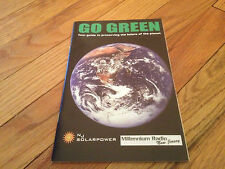 NJ Solarpower Millenium Radio GO GREEN Energy Guide Natural Preservation Future
