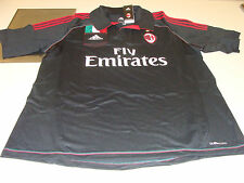 команда AC Milan 2012/2013 футбол 3 Джерси короткие рукава серии лиги M третий