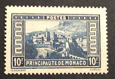 timbre monaco, n°133, 10f bleu neuf **TBC, cote 340e TB qualité pour ce timbre