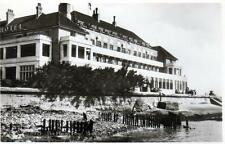 Haven Hotel Sandbanks Nr Poole Bournemouth unused RP old postcard