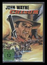 DVD CHISUM - Western mit JOHN WAYNE + BEN JOHNSON *** NEU ***