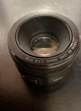 Canon EF 2514A011AA 50mm f/1.8 II EF Lens