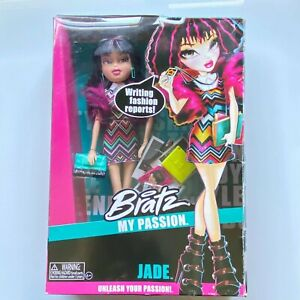Bratz Doll Jade My Passion Writing Fashion Reports New