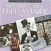Dancing Cheek to Cheek: His 56 Finest 1926-1952 - Fred Astaire Audio CD