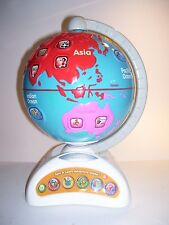 VTech Educational Globe Learning Toy Spin & Learn Adventure Music Quiz V-TECH
