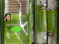 Cotton Swabs Q-tip Wooden Sticks 300ct