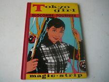 Slocombe-Fournier Tokyo Girl Magic -strip 1985 BD érotique japon