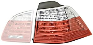 HELLA BMW 5 Series Touring E61 LCI 07-2010 LED Outer Tail Light Rear RIGHT