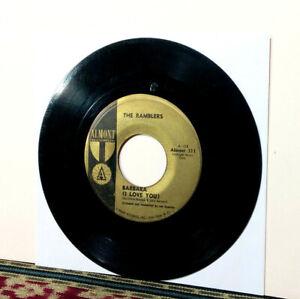 "The Ramblers  – Father Sebastian, Barbara(I Love You) 7"" 45 1964 Pop - VG Vinyl"